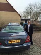 Taxi-pas halen Haarlem